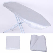 Universal silver coated ironing board cover/&4mm pad thick reflect heat 2 siHFUK