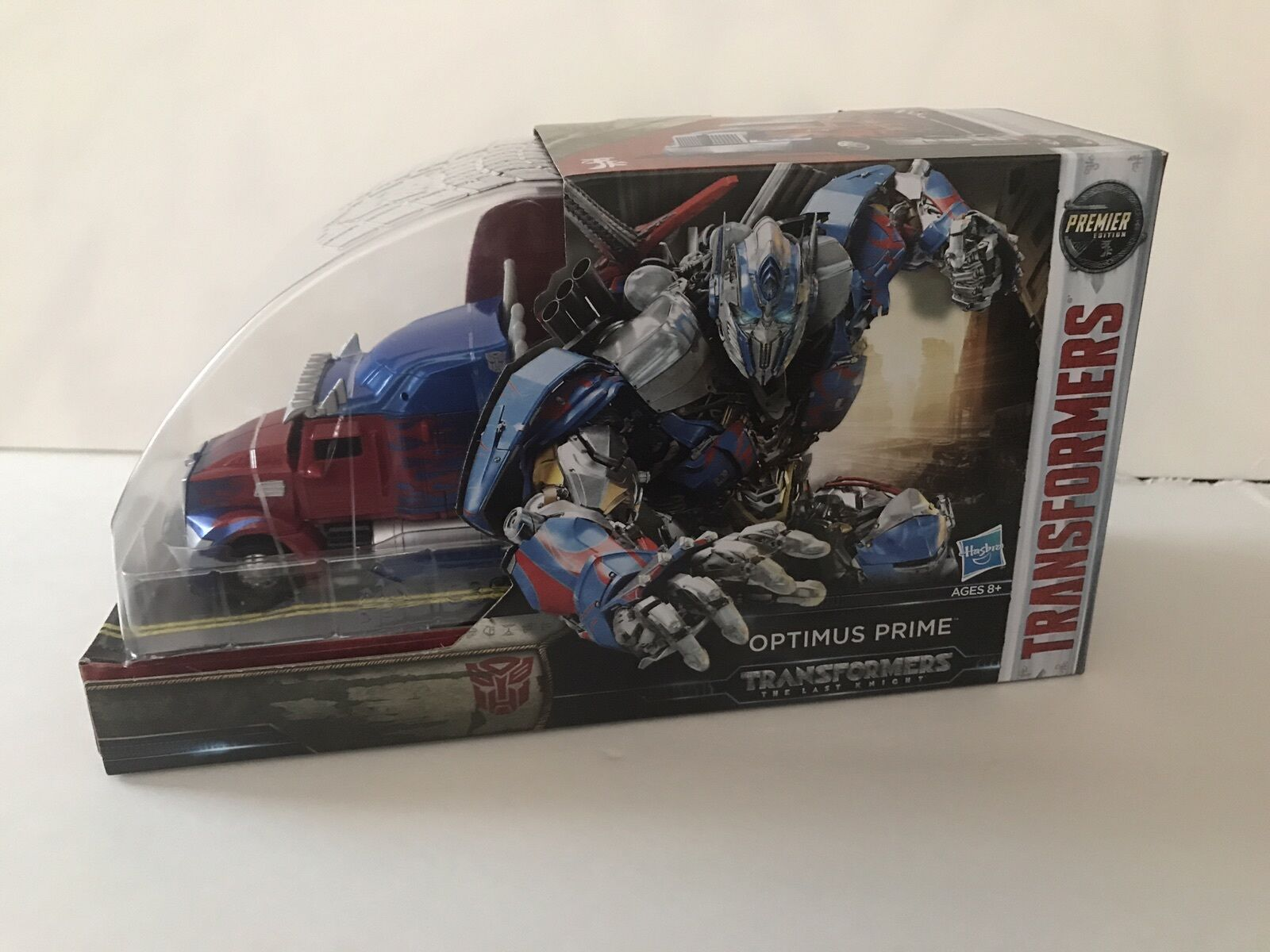 Transformers The Last Knight Optimus Prime SDCC 2017 Exclusive