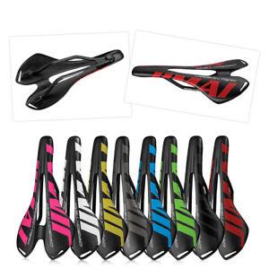 1PC New Mountain Cycling MTB Bicycle Comfort Road Bike Carbon Fiber Seat Saddle