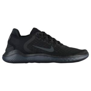 e33f7e7df917 Image is loading Nike-Free-RN-Triple-Black-Blackout-Womens-Running-
