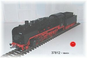 Märklin 37812 Locomotive à vapeur Série 4900 de Ns Mfx Sound #