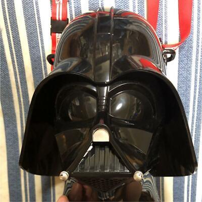 Disney Land Star Wars Darth Vader Popcorn Bucket F//S JAPAN
