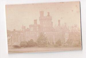 Vintage-CDV-warwick-castle-Warwickshire-England