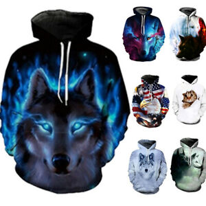 3D-Graphic-Print-Men-Women-Hoodie-Sweater-Sweatshirt-Jacket-Pullover-Top-Jumpers