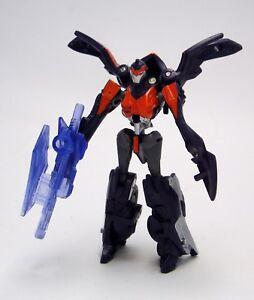 Transformers PRIME CYBERVERSE LEGION DECEPTICON FLAMEWAR MOSC SEALED 2011