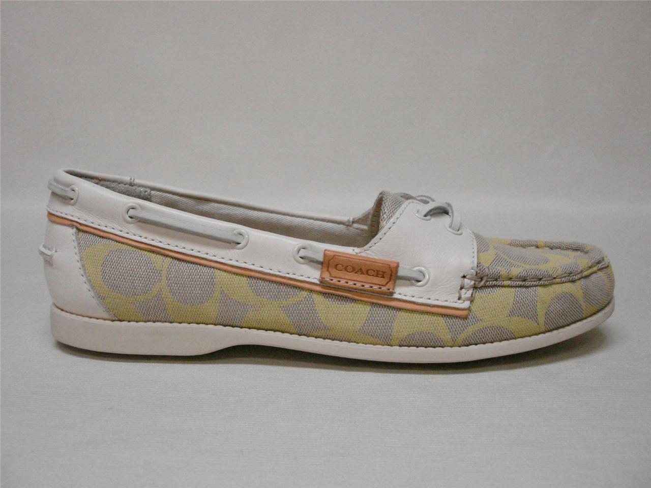 Neu in Box Trainer Unterschrift Coralin Sprout Natürlich Jacquard Stiefel Schuhe
