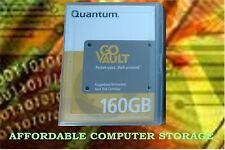 Quantum GoVault QRM160 Removable DATA Hard Disk Cartridge 160Gb T&V TH1040-011