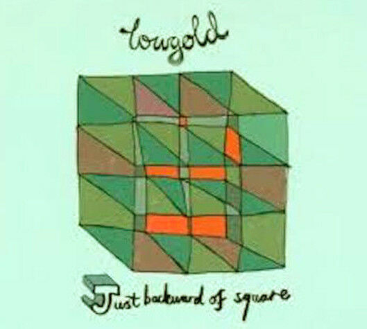 LOWGOLD JUST BACKWARD OF SQUARE CD Digipak Album --/EX/EX