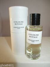 DIOR - La Collection Privee Cologne Royale mit Box  7,5ml EdP