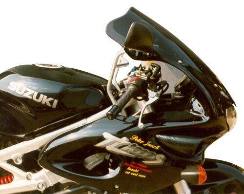 252744 MRA Turismo Revestimiento Suzuki TL 1000S Ag 97- Transparente Incl. ABE