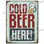 thumbnail 26 - Metal Signs Man Cave Retro Pub Bar Vintage Wall Plaque Beer Garage Shed Tin Cafe