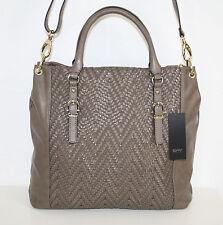ESPRIT COLLECTION Tasche Henkeltasche KARLA Tote Bag K15063 taupe *UVP 89,95€