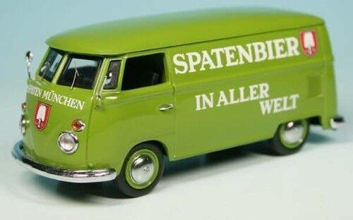 RARE SCHUCO VW T1 VAN SPATENBIER SCHUCO CLUB PROMO 1 43 NEW BOXED 1 OF 250
