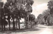 1947 RPPC Road along River Port Richey FL near Tarpon Springs