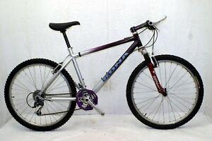 Kona-MTB-Bike-18-034-Large-Hardtail-Deore-LX-Marzocci-Bomber-Fork-V-Brakes-Charity