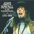 John Mayall and The Bluesbreakers Live 1969 Double CD European Eagle 1999 17