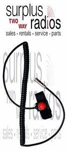 IMSA NASCAR Racing Radio PTT Steering Wheel Motorola Kenwood Vertex Icom Hyt