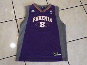 7f129c725 Phoenix Suns Channing Frye  8 NBA Adidas Jersey Youth 14-16 Large