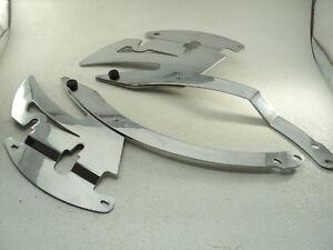 Kawasaki-Vulcan-VN900-VN-900B-Classic-6022-Chrome-Saddlebag-Mounts