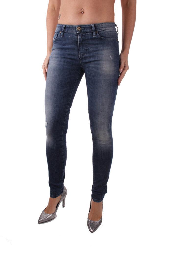 Diesel SKINZEE 0r841 Stretch Ladies Jeans Trousers Skinny