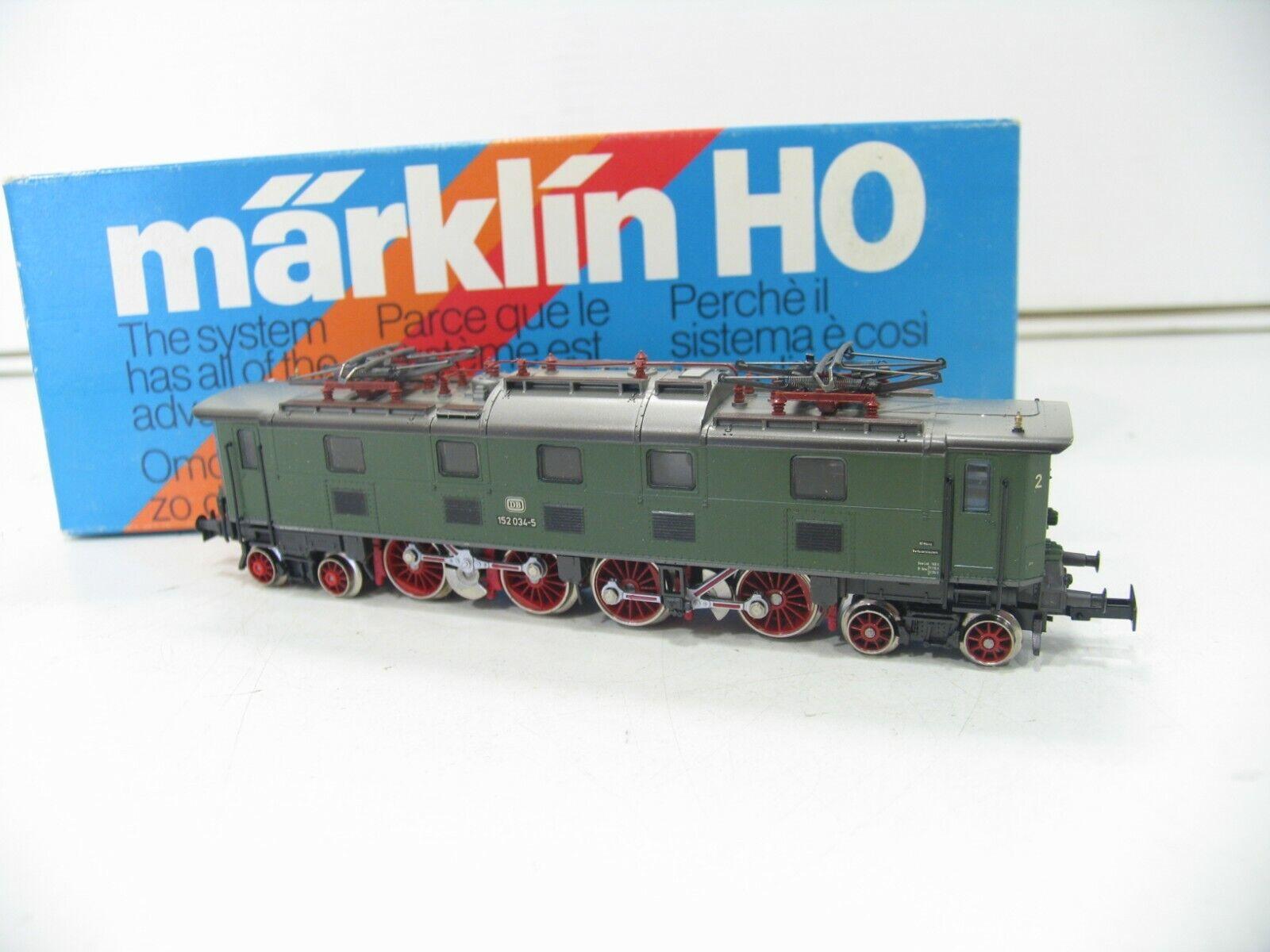 Märklin HAMO 8366 E-LOK BR 151 Green DB NH1379