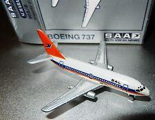 Schabak 1:600 Scale Diecast 905-8 South African Airways Boeing 737 New in Box