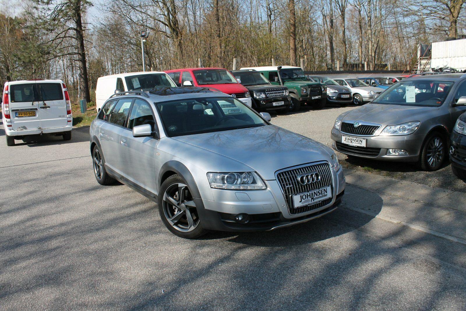 Audi A6 allroad 3,0 TDi quattro Tiptr. 5d