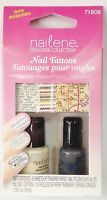 Lot Of 6 Nailene Designer Collection Nail Tattoos 71808