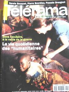 2536-HUMANITAIRE-NINO-FERRER-CAROLE-BOUQUET-VALERIE-BRUNI-TEDESCHI-TELERAMA-1998