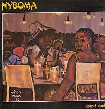 NYBOMA MWAN'DIDO – Doublé Doublé (1982 AFROBEAT VINYL LP)