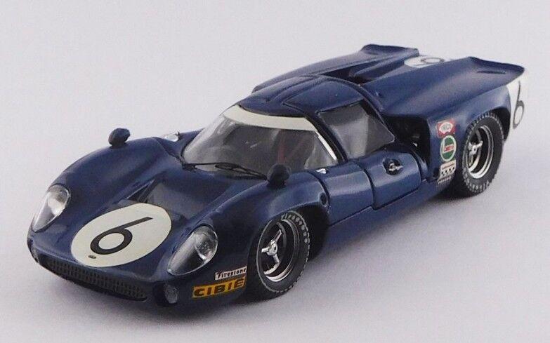Model Beste 9196.2 - lola t70 mkiii h du mans - 1968 1 43