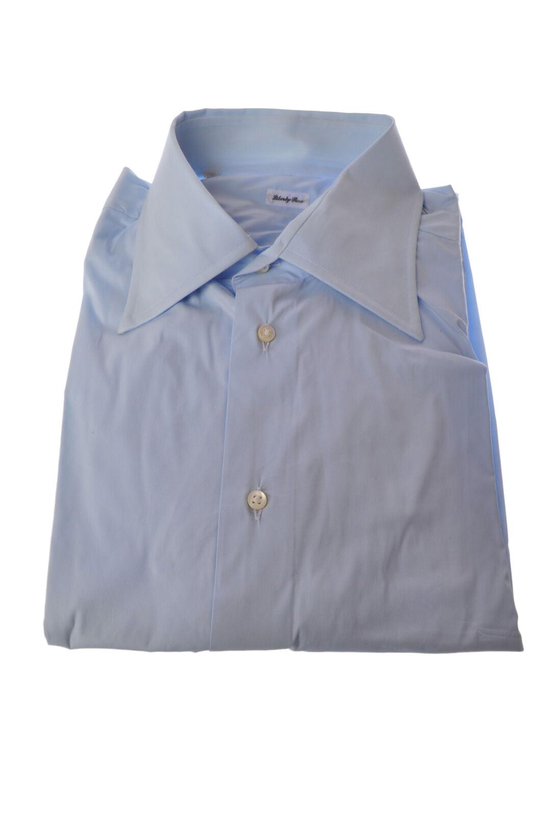 Liberty pink  -  Shirt - Male - bluee - 3469321A180023