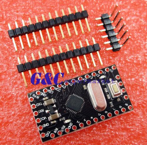 2PCS Pro Mini atmega328 5V 16M Replace ATmega128 Arduino Compatible Nano M122
