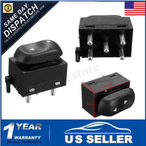 Front Rear Electric Power Window Switch Master Control For Ford 94-04 Mustang
