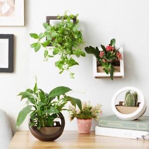 Wall Hanging Plant Pot Flower Planter Garden Home Decor