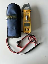 Fieldpiece Sc640 True Rms Clamp Meter With Swivel Head With Leads