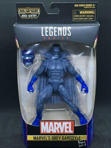 """Kree Sentry Gárgola Gris figura Marvel Leyendas 6/"""" Capitán Marvel Wave 1"""