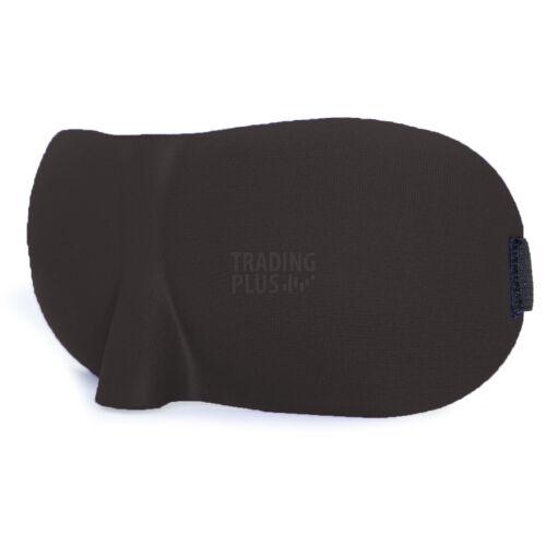 1 of 1 - 3D Eye Mask Soft Sponge Padded Travel Sleeping Blindfold Sleep Aid