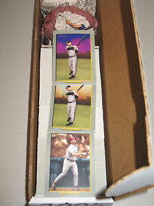 2005-Topps-Turkey-Red-BASEBALL-COMPLETE-330-Card-SET-includes-all-SP-039-s