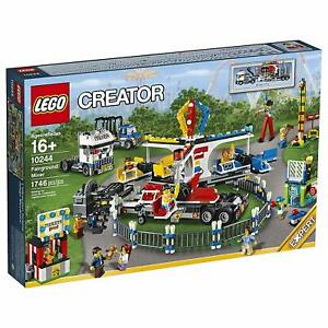 LEGO-Creator-Expert-Fairground-Mixer-10244-Retired-hard-to-find-Exclusives