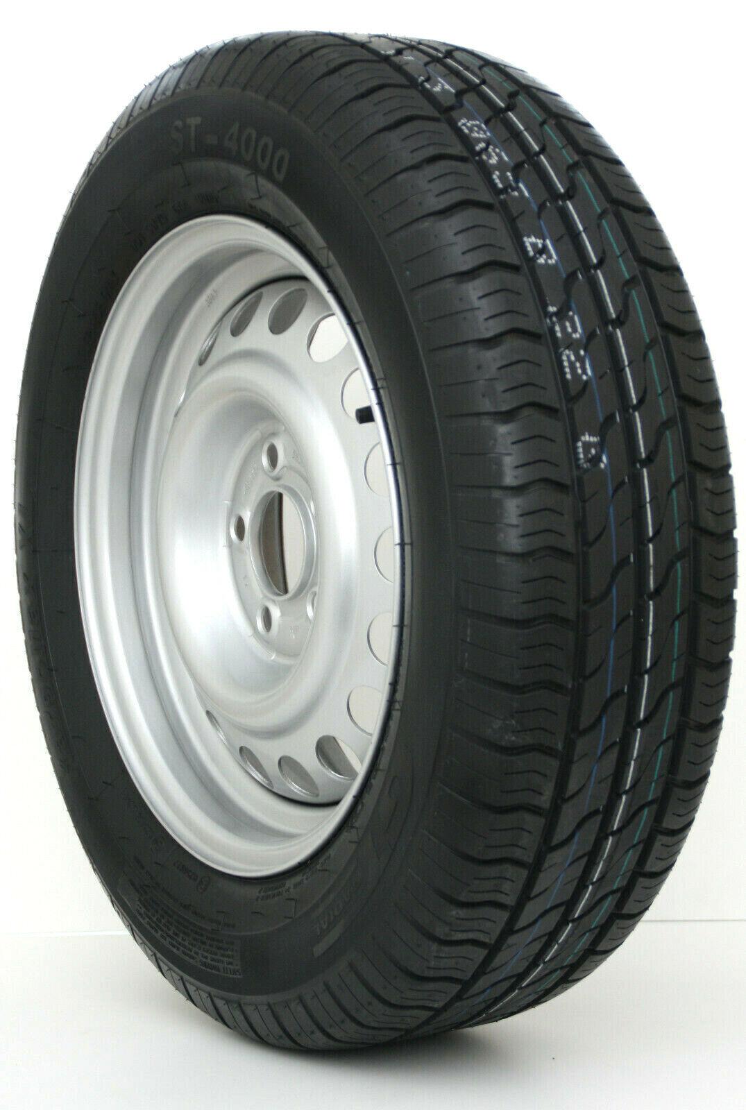 Komplettrad Anh/änger R/äder Reifen 195//65 R15XL 112x5 Rad 15 Wohnwagen Rad 195 65 R 15 XL Wohnanh/änger Reifen