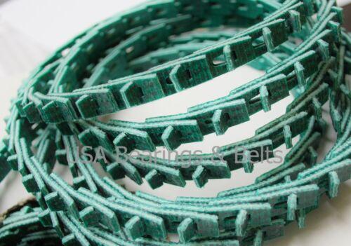 """1//2/""""  Adjustable V belt Jason Industrial-Per Foot ACCU-Link Size A"""