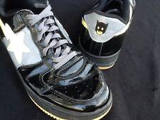 Bape Gray Yellow sz 13 foot soldier batman shoes Bathing Ape