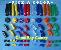 Buttons Set Nintendo Game Boy Advance Custom Gba Bumpers Dpad Pick A Color