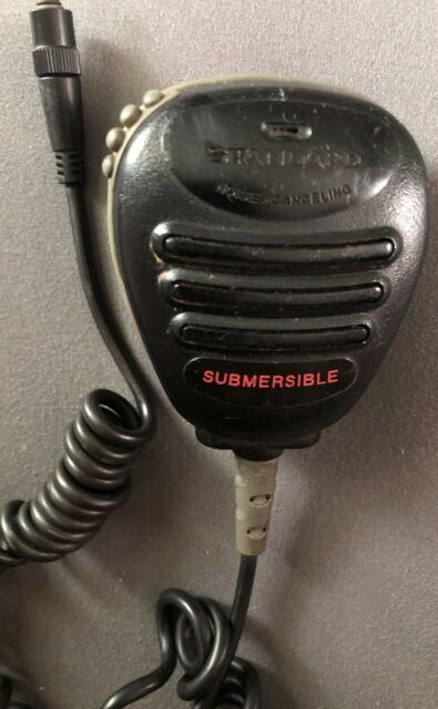 STANDARD CMP460 SPEAKER MIC F 370 460 470