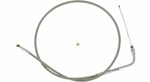 Barnett Stainless Clear-Coated Throttle Cable 102-30-30024