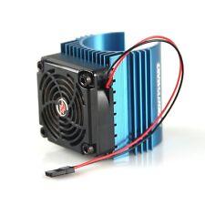 Hobbywing EzRun 5V C4 Cooling Fan & 44 x 65mm Motor Heat Sink System For 1/8 Car