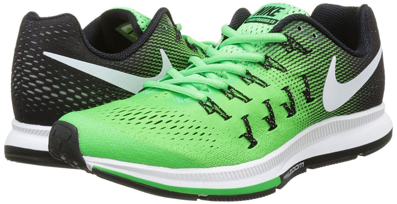 Nike Air Zoom Pegasus 33 Men's Running Training Shoes Rage Green 831352 301