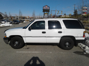 2005 Chev Tahoe - Reduced