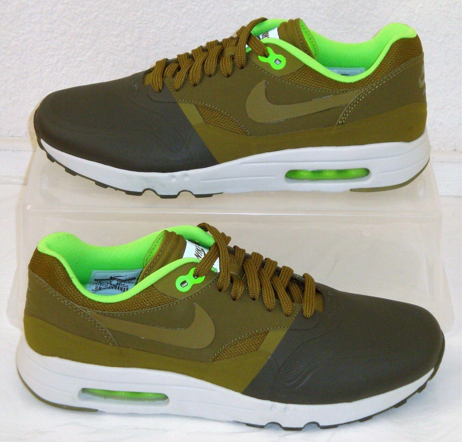 New Nike Air Max 1 Ultra SE 2.0 Khaki Green Mens US Size 9